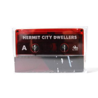 tajima hal & ΔKTR / Hermit City Dwellers CASSETTE TAPE (ビートテープ/カセットテープ)