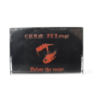 CRAM & ILL SUGI / Below The Radar ***CASSETTE TAPE**** (ビートテープ/カセットテープ)