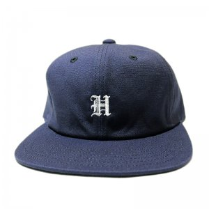 <img class='new_mark_img1' src='//img.shop-pro.jp/img/new/icons5.gif' style='border:none;display:inline;margin:0px;padding:0px;width:auto;' />HORRIBLE'S OLD EMBLEM SNAPBACK CAP / NAVY (ホリブルズ 6パネルキャップ)