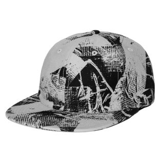 <img class='new_mark_img1' src='//img.shop-pro.jp/img/new/icons5.gif' style='border:none;display:inline;margin:0px;padding:0px;width:auto;' />DQM DUCK TAPE PRINT POLO CAP / BLACK(DQM NYC 6パネルポロキャップ/ボールキャップ)