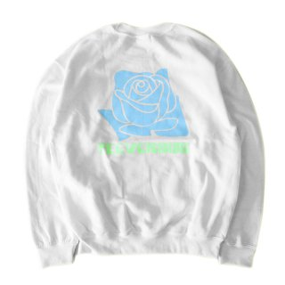 <img class='new_mark_img1' src='//img.shop-pro.jp/img/new/icons5.gif' style='border:none;display:inline;margin:0px;padding:0px;width:auto;' />FEEVERBUG CITI CREWNECK SWEAT / WHITE (フィバーバグ クルーネックスウェット/トレーナー)