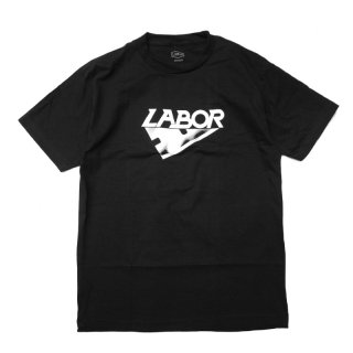 <img class='new_mark_img1' src='//img.shop-pro.jp/img/new/icons5.gif' style='border:none;display:inline;margin:0px;padding:0px;width:auto;' />LABOR RAZOR TEE / BLACK  (レイバー Tシャツ/半袖Tシャツ)