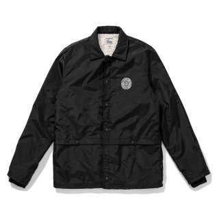<img class='new_mark_img1' src='//img.shop-pro.jp/img/new/icons5.gif' style='border:none;display:inline;margin:0px;padding:0px;width:auto;' />DQM SHERPA LINED COACHES JACKET / BLACK  (DQM NYC ボアジャケット/コーチジャケット)