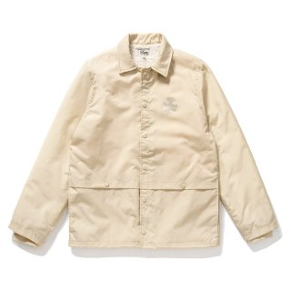 <img class='new_mark_img1' src='//img.shop-pro.jp/img/new/icons5.gif' style='border:none;display:inline;margin:0px;padding:0px;width:auto;' />DQM SHERPA LINED COACHES JACKET /ECRU  (DQM NYC ボアジャケット/コーチジャケット)