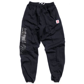 <img class='new_mark_img1' src='//img.shop-pro.jp/img/new/icons5.gif' style='border:none;display:inline;margin:0px;padding:0px;width:auto;' />HOPPS BIG HOPPS SWEAT PANTS / BLACK (ホップス スウェットパンツ/ボトムス)