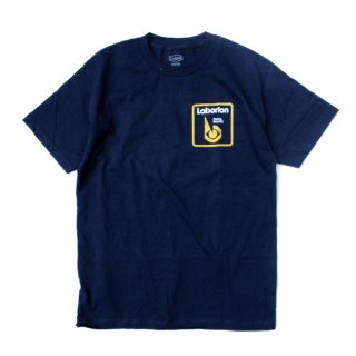 <img class='new_mark_img1' src='//img.shop-pro.jp/img/new/icons5.gif' style='border:none;display:inline;margin:0px;padding:0px;width:auto;' />LABOR LABORTON TEE / NAVY  (レイバー Tシャツ/半袖Tシャツ)