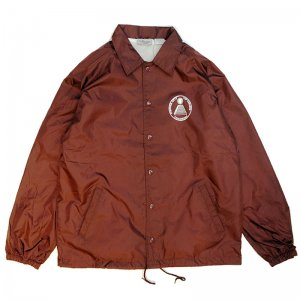 THEORIES CHAOS COACH JACKET / BURGUNDY (セオリーズ コーチジャケット)
