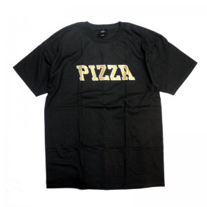 <img class='new_mark_img1' src='//img.shop-pro.jp/img/new/icons5.gif' style='border:none;display:inline;margin:0px;padding:0px;width:auto;' />PIZZA SKATEBOARDS PIZLA TEE / BLACK (ピザスケートボード Tシャツ)