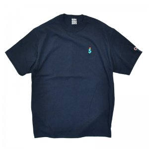 <img class='new_mark_img1' src='//img.shop-pro.jp/img/new/icons1.gif' style='border:none;display:inline;margin:0px;padding:0px;width:auto;' />SAYHELLO CHAMPION CACTUS TEE / NAVY(セイハローTシャツ)