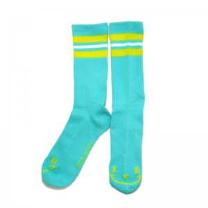 <img class='new_mark_img1' src='//img.shop-pro.jp/img/new/icons5.gif' style='border:none;display:inline;margin:0px;padding:0px;width:auto;' />Good Worth & Co. LSD SOCKS / LIGHT BLUE (グッドワース ソックス/アパレル)