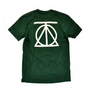 THEORIES CREST TEE / FOREST GREEN (セオリーズ Tシャツ/半袖)