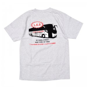 <img class='new_mark_img1' src='//img.shop-pro.jp/img/new/icons5.gif' style='border:none;display:inline;margin:0px;padding:0px;width:auto;' />LABOR LUCKY LABOR TEE / ASH (レイバー Tシャツ/半袖Tシャツ)
