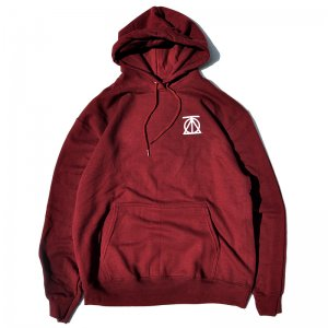 <img class='new_mark_img1' src='//img.shop-pro.jp/img/new/icons5.gif' style='border:none;display:inline;margin:0px;padding:0px;width:auto;' />THEORIES CREST PULLOVER HOODIE / MAROON (セオリーズ フーディー/パーカー)