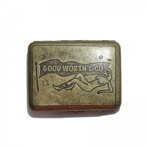 <img class='new_mark_img1' src='//img.shop-pro.jp/img/new/icons5.gif' style='border:none;display:inline;margin:0px;padding:0px;width:auto;' />Good Worth & Co. Jane Fondle Cigarette Case (アクセサリー タバコ シガレットケース)