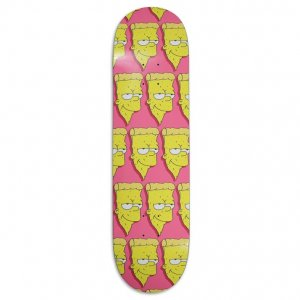 <img class='new_mark_img1' src='//img.shop-pro.jp/img/new/icons5.gif' style='border:none;display:inline;margin:0px;padding:0px;width:auto;' />PIZZA SKATEBOARDS BART DECK / 8.5