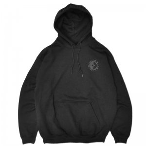 HORRIBLE'S HOT&COLD HOODED SWEATSHIRT / BLACK (ホリブルズ フーディー/スウェット)