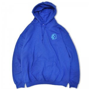 HORRIBLE'S HOT&COLD HOODED SWEATSHIRT / ROYAL (ホリブルズ フーディー/スウェット)