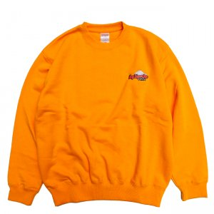 <img class='new_mark_img1' src='//img.shop-pro.jp/img/new/icons5.gif' style='border:none;display:inline;margin:0px;padding:0px;width:auto;' />DAY LIQUOR STORE MOUNTAIN CREWNECK SWEAT / GOLD (デイリカーストアー クルーネックスウェット)