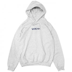 <img class='new_mark_img1' src='https://img.shop-pro.jp/img/new/icons1.gif' style='border:none;display:inline;margin:0px;padding:0px;width:auto;' />FEEVERBUG LET'S GO HOODIE / ASH GREY (フィバーバグ パーカー/スウェット)