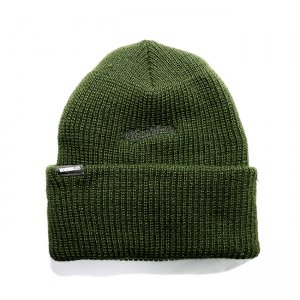 <img class='new_mark_img1' src='//img.shop-pro.jp/img/new/icons5.gif' style='border:none;display:inline;margin:0px;padding:0px;width:auto;' />HORRIBLE'S DIRTY SCRIPT BEANIE / OLIVE (ホリブルズ ビーニーキャップ/ニットキャップ)
