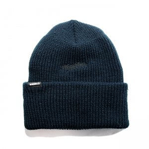 <img class='new_mark_img1' src='//img.shop-pro.jp/img/new/icons5.gif' style='border:none;display:inline;margin:0px;padding:0px;width:auto;' />HORRIBLE'S DIRTY SCRIPT BEANIE / NAVY (ホリブルズ ビーニーキャップ/ニットキャップ)