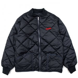 <img class='new_mark_img1' src='//img.shop-pro.jp/img/new/icons5.gif' style='border:none;display:inline;margin:0px;padding:0px;width:auto;' />HORRIBLE'S DIRTY SCRIPT QUILTED JACKET / NAVY (ホリブルズ キルティングジャケット)