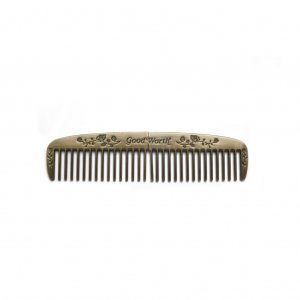 <img class='new_mark_img1' src='//img.shop-pro.jp/img/new/icons5.gif' style='border:none;display:inline;margin:0px;padding:0px;width:auto;' />Good Worth & Co. GENTLEMANS COMB / BRASS  (アクセサリー 小物入れ)