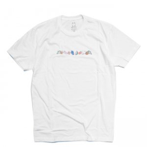 <img class='new_mark_img1' src='//img.shop-pro.jp/img/new/icons5.gif' style='border:none;display:inline;margin:0px;padding:0px;width:auto;' />WKND FRUITY FRUIT TEE / WHITE (ウィークエンド Tシャツ)