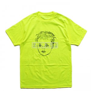 <img class='new_mark_img1' src='//img.shop-pro.jp/img/new/icons5.gif' style='border:none;display:inline;margin:0px;padding:0px;width:auto;' />【20%OFF】QUASI MELVIN TEE / SAFETY ORANGE (クアジ Tシャツ/半袖)