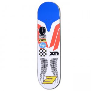 <img class='new_mark_img1' src='//img.shop-pro.jp/img/new/icons5.gif' style='border:none;display:inline;margin:0px;padding:0px;width:auto;' />QUASI XR SPORT DECK / BLUE / 8.125 X 31.75