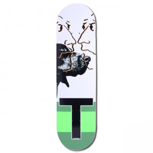 <img class='new_mark_img1' src='//img.shop-pro.jp/img/new/icons5.gif' style='border:none;display:inline;margin:0px;padding:0px;width:auto;' />【20%OFF】QUASI FRIEND DECK / GREEN / 8.0 X 32.375