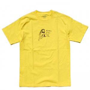 <img class='new_mark_img1' src='//img.shop-pro.jp/img/new/icons5.gif' style='border:none;display:inline;margin:0px;padding:0px;width:auto;' />LABOR SO DREAMY TEE / BANANA (レイバー Tシャツ/半袖Tシャツ)