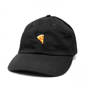 <img class='new_mark_img1' src='//img.shop-pro.jp/img/new/icons58.gif' style='border:none;display:inline;margin:0px;padding:0px;width:auto;' />PIZZA SKATEBOARDS EMOJI DELIVERY POLO CAP / BLACK (ピザスケートボード ポロキャップ)