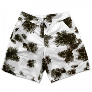 <img class='new_mark_img1' src='//img.shop-pro.jp/img/new/icons5.gif' style='border:none;display:inline;margin:0px;padding:0px;width:auto;' />CAMOUFLAGE SWIM SHORT PANTS / SNOW CAMO (カモフラージュ柄スイムショーツ/ショートパンツ)