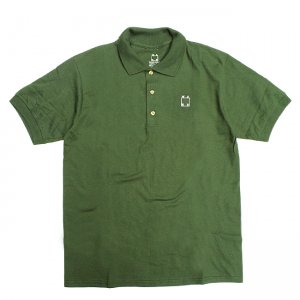 <img class='new_mark_img1' src='//img.shop-pro.jp/img/new/icons5.gif' style='border:none;display:inline;margin:0px;padding:0px;width:auto;' />【20%OFF】WKND LOGO POLO SHIRT / FOREST GREEN (ウィークエンド ポロシャツ)