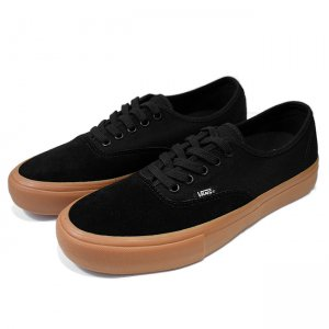 <img class='new_mark_img1' src='//img.shop-pro.jp/img/new/icons5.gif' style='border:none;display:inline;margin:0px;padding:0px;width:auto;' />VANS AUTHENTIC 【PRO】/ BLACK/CLASSIC GUM (バンズ/ヴァンズ オーセンティックプロ スニーカー)