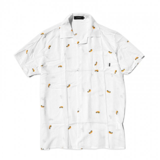 <img class='new_mark_img1' src='//img.shop-pro.jp/img/new/icons5.gif' style='border:none;display:inline;margin:0px;padding:0px;width:auto;' />Good Worth & Co. 5-0 BUTTON SHIRT (グッドワース 半袖シャツ)