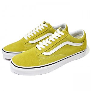 <img class='new_mark_img1' src='//img.shop-pro.jp/img/new/icons5.gif' style='border:none;display:inline;margin:0px;padding:0px;width:auto;' />VANS OLD SKOOL / CRESS GREEN/TRUE WHITE (バンズ/ヴァンズ オールドスクール スニーカー)