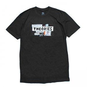 THEORIES NADA TEE / BLACK (セオリーズ Tシャツ/半袖)