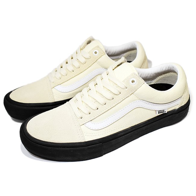 <img class='new_mark_img1' src='//img.shop-pro.jp/img/new/icons5.gif' style='border:none;display:inline;margin:0px;padding:0px;width:auto;' />VANS OLD SKOOL PRO 【PRO】/ CLASSIC WHITE/BLACK (バンズ/ヴァンズ プロスケート スニーカー)