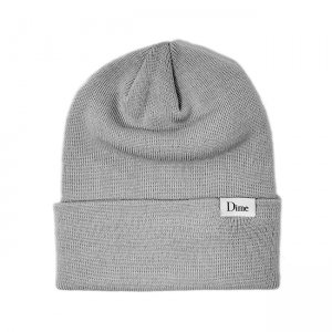 <img class='new_mark_img1' src='//img.shop-pro.jp/img/new/icons5.gif' style='border:none;display:inline;margin:0px;padding:0px;width:auto;' />DIME CLASSIC WOOL BEANIE / GREY (ダイム ニットキャップ / ウールビーニー)