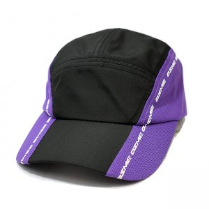 <img class='new_mark_img1' src='//img.shop-pro.jp/img/new/icons5.gif' style='border:none;display:inline;margin:0px;padding:0px;width:auto;' />DIME TURBO HAT / BLACK&PURPLE (ダイム 5パネルキャップ / スポーツキャップ)