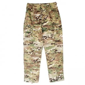 <img class='new_mark_img1' src='//img.shop-pro.jp/img/new/icons5.gif' style='border:none;display:inline;margin:0px;padding:0px;width:auto;' />US MILITARY B.D.U PANTS / MULTI CAMO (カーゴパンツ)