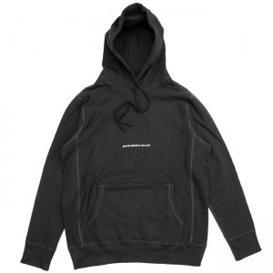 <img class='new_mark_img1' src='//img.shop-pro.jp/img/new/icons5.gif' style='border:none;display:inline;margin:0px;padding:0px;width:auto;' />GRAND COLLECTION NEW YORK HOODIE / BLACK (グランドコレクション スウェット/パーカー)
