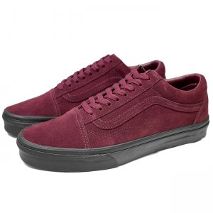 <img class='new_mark_img1' src='//img.shop-pro.jp/img/new/icons5.gif' style='border:none;display:inline;margin:0px;padding:0px;width:auto;' />VANS OLD SKOOL (BLACK OUTSOLE) PORT ROYALE/BLACK(バンズ/ヴァンズ オールドスクール スニーカー)