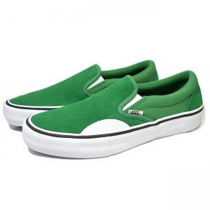 <img class='new_mark_img1' src='//img.shop-pro.jp/img/new/icons5.gif' style='border:none;display:inline;margin:0px;padding:0px;width:auto;' />VANS SLIP-ON PRO 【PRO】/ AMAZON/WHITE (バンズ/ヴァンズ スリッポンプロ スニーカー)