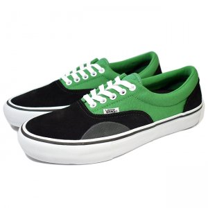 <img class='new_mark_img1' src='https://img.shop-pro.jp/img/new/icons5.gif' style='border:none;display:inline;margin:0px;padding:0px;width:auto;' />VANS ERA PRO 【PRO】/ BLACK/AMAZON (バンズ/ヴァンズ エラプロ スニーカー)
