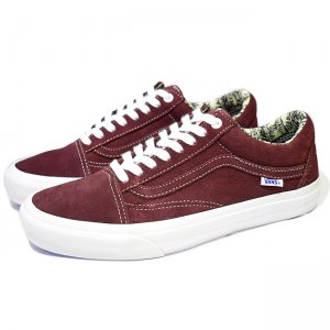 <img class='new_mark_img1' src='//img.shop-pro.jp/img/new/icons5.gif' style='border:none;display:inline;margin:0px;padding:0px;width:auto;' />VANS OLD SKOOL PRO 【PRO】/ (RAY BARBEE) OG BURGUNDY (バンズ/ヴァンズ オールドスクールプロスケート スニーカー)