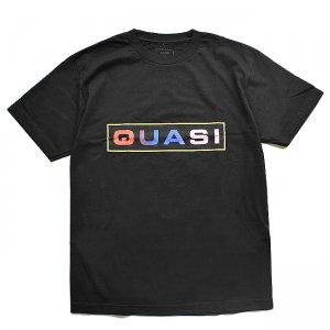 <img class='new_mark_img1' src='//img.shop-pro.jp/img/new/icons5.gif' style='border:none;display:inline;margin:0px;padding:0px;width:auto;' />QUASI LIQUID TEE / BLACK (クアジ Tシャツ/半袖)