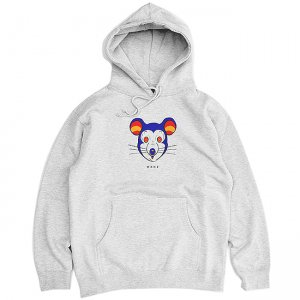 <img class='new_mark_img1' src='//img.shop-pro.jp/img/new/icons5.gif' style='border:none;display:inline;margin:0px;padding:0px;width:auto;' />WKND MOUSE HOODIE / HEATHER GREY (ウィークエンド フーディ/スウェットパーカー)